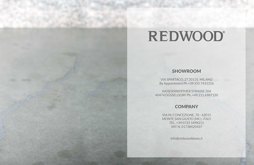 Redwood - Shoes made in Italy